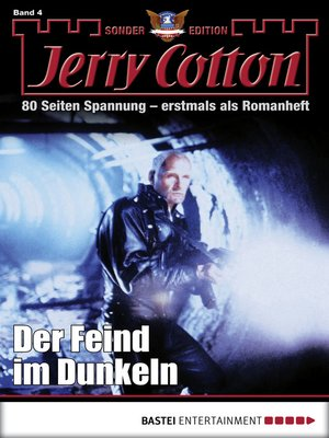 cover image of Jerry Cotton Sonder-Edition--Folge 4
