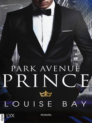 cover image of Park Avenue Prince