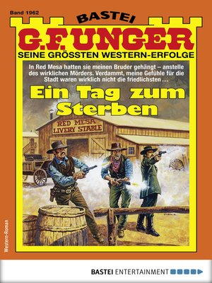 cover image of G. F. Unger 1962--Western