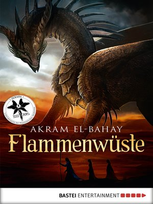 cover image of Flammenwüste