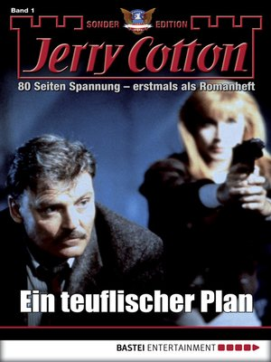 cover image of Jerry Cotton Sonder-Edition--Folge 001