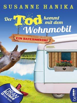 cover image of Der Tod kommt mit dem Wohnmobil