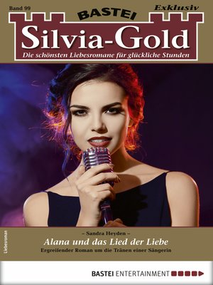 cover image of Silvia-Gold 99--Liebesroman