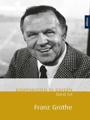 cover image of Komponisten in Bayern, Band 64