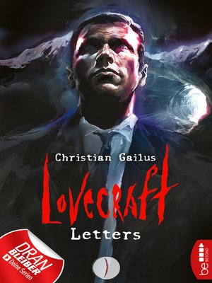 cover image of Lovecraft Letters--I