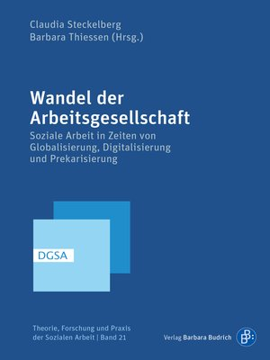cover image of Wandel der Arbeitsgesellschaft