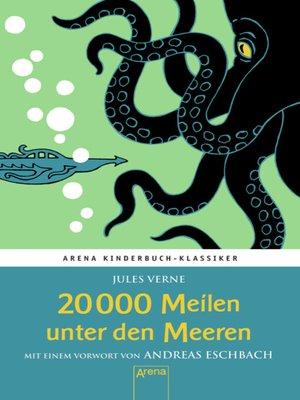 cover image of 20.000 Meilen unter den Meeren