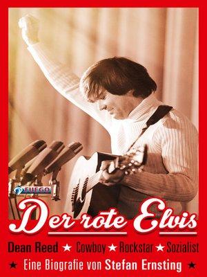 cover image of Der rote Elvis