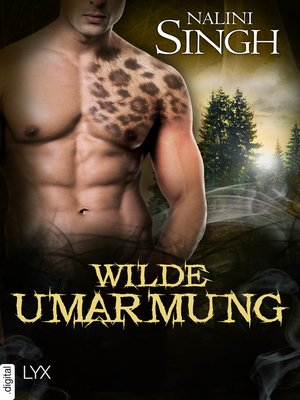cover image of Wilde Umarmung