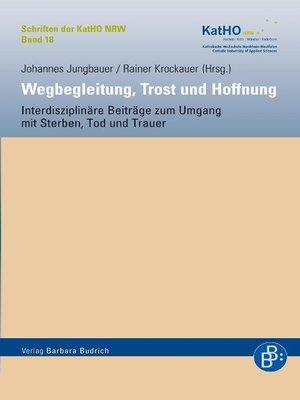 cover image of Wegbegleitung, Trost und Hoffnung