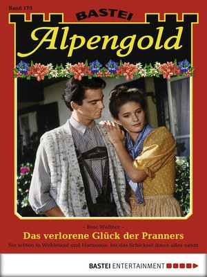 cover image of Alpengold--Folge 170