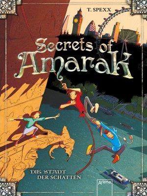 cover image of Secrets of Amarak (2)