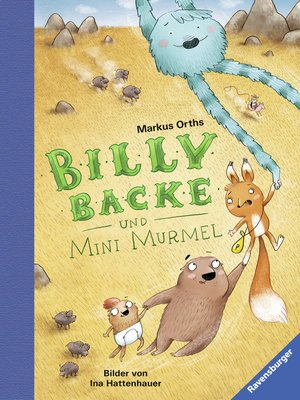 cover image of Billy Backe und Mini Murmel
