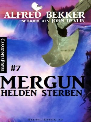 cover image of John Devlin--Mergun 7