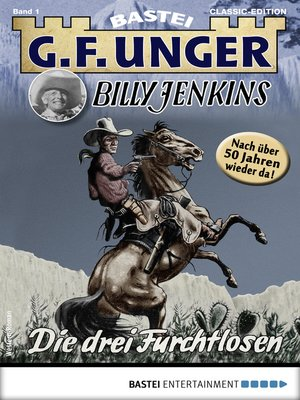 cover image of G. F. Unger Billy Jenkins 1--Western