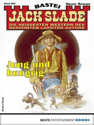 cover image of Jack Slade 898--Western