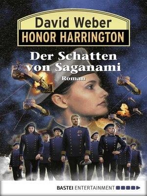 cover image of Der Schatten von Saganami: Bd. 19. Roman