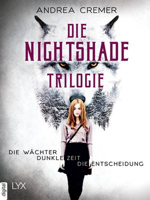 cover image of Die Nightshade-Trilogie