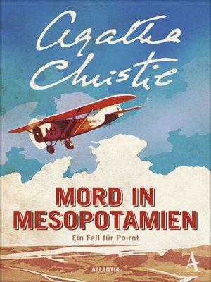 cover image of Mord in Mesopotamien