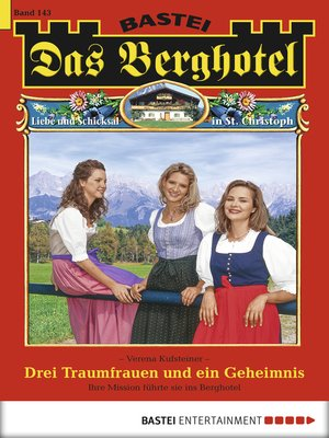 cover image of Das Berghotel--Folge 143