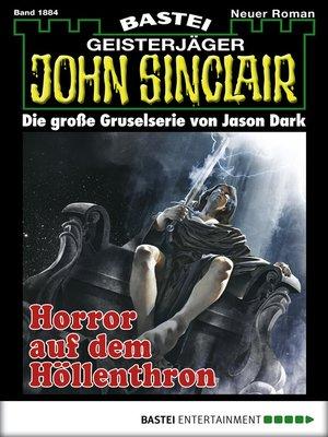 cover image of John Sinclair--Folge 1884