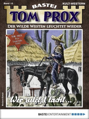cover image of Tom Prox 13--Western