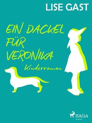cover image of Ein Dackel für Veronika