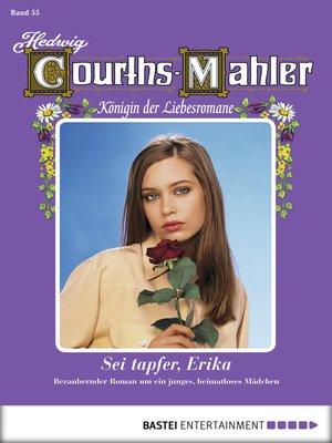cover image of Hedwig Courths-Mahler--Folge 055
