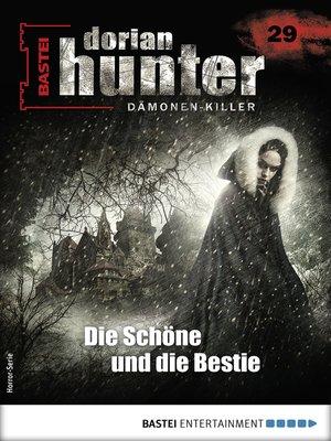 cover image of Dorian Hunter 29--Horror-Serie