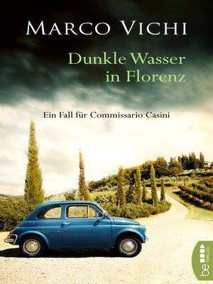 cover image of Dunkle Wasser in Florenz