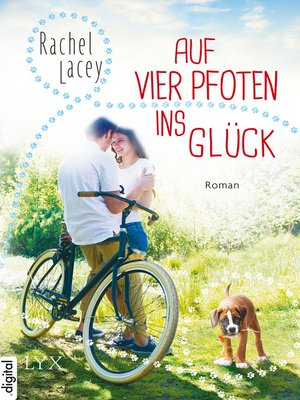 cover image of Auf vier Pfoten ins Glück