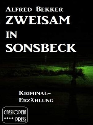 cover image of Zweisam in Sonsbeck