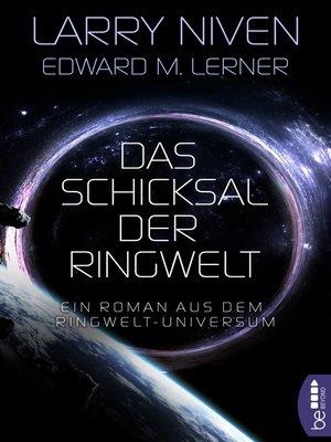 cover image of Das Schicksal der Ringwelt