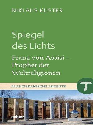 cover image of Spiegel des Lichts