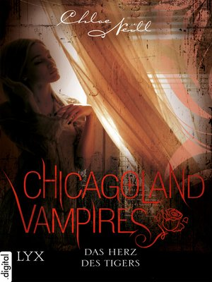 cover image of Chicagoland Vampires--Das Herz des Tigers