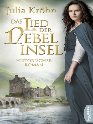 cover image of Das Lied der Nebelinsel