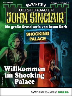 cover image of John Sinclair 2097--Horror-Serie