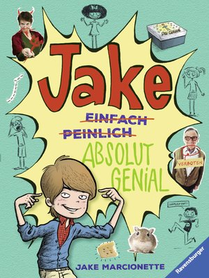 cover image of Jake--Absolut genial