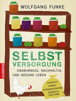cover image of Selbstversorgung