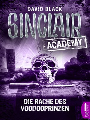 cover image of Sinclair Academy--11