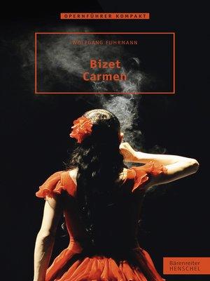 cover image of Bizet. Carmen