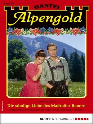 cover image of Alpengold 303--Heimatroman