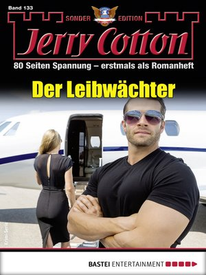 cover image of Jerry Cotton Sonder-Edition 133--Krimi-Serie