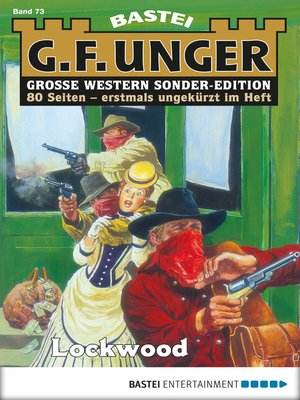 cover image of G. F. Unger Sonder-Edition 73--Western