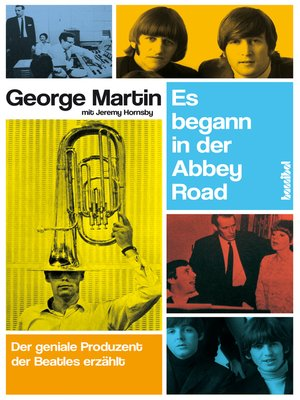 cover image of Es begann in der Abbey Road