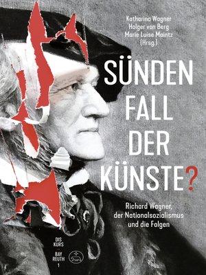 cover image of Sündenfall der Künste?