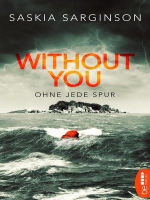 cover image of Without You--Ohne jede Spur