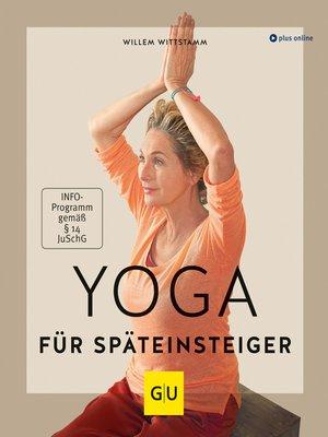 cover image of Yoga für Späteinsteiger