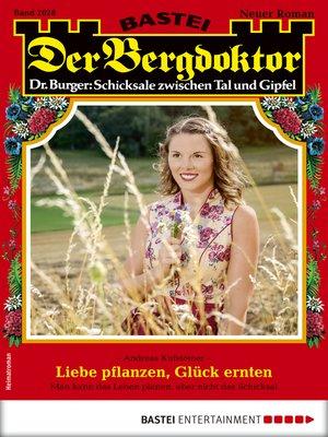 cover image of Der Bergdoktor 2028--Heimatroman