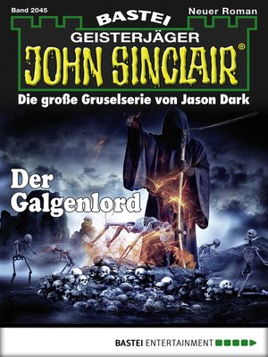 cover image of John Sinclair--Folge 2045